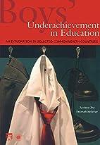 Boys' Underachievement in Education: An…
