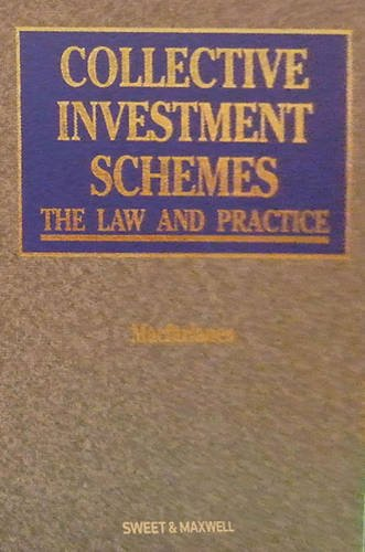 collective-investment-schemes-the-law-and-practice