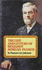 Life and Letters of James Henley Thornwell…
