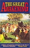 Tracy, Joseph: Great Awakening: A History of the Revival of Religion in the Time of Edwards and Whitefield