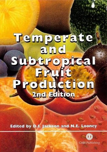 temperate-and-subtropical-fruit-production
