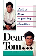Dear Tom by John D. Legg