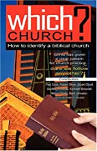Which church? by Robert Strivens