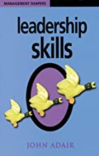 Leadership Skills (Management Shapers) by…