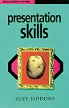 Presentation Skills (Management Shapers) by…