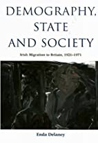 Demography, state and society : Irish…