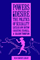 Powers of Desire: The Politics of Sexuality…