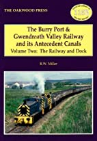 The Burry Port and Gwendraeth Valley Railway…
