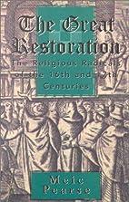 Great Restoration: The Religious Radicals of…