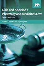Dale and Appelbe's Pharmacy and Medicines…
