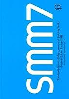 SMM7: Standard Method of Measurement of…