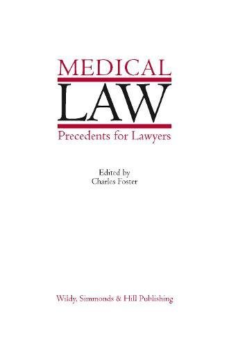 medical-law-precedents-for-lawyers