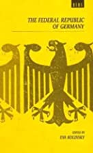 The Federal Republic of Germany : the end of…