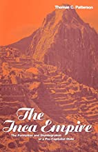 The Inca Empire: The Formation and…