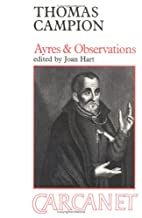 AYRES AND OBSERVATIONS: SELECTED POEMS AND…