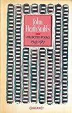 Collected Poems by John Heath-Stubbs