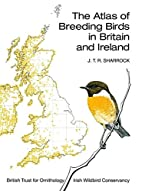 The Atlas of Breeding Birds in Britain and…