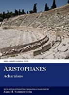 The Acharnians [Greek text] by Aristophanes