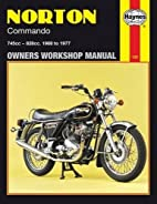 Norton Commando Owners Workshop Manual:…