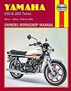Yamaha: 250 & 350 Twins 247cc - 347cc. -…