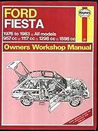 Haynes Ford Fiesta Manual '77-'80 (Haynes…