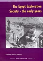 The Egypt Exploration Society : the early…