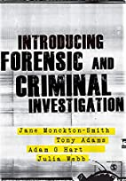 Introducing Forensic and Criminal…