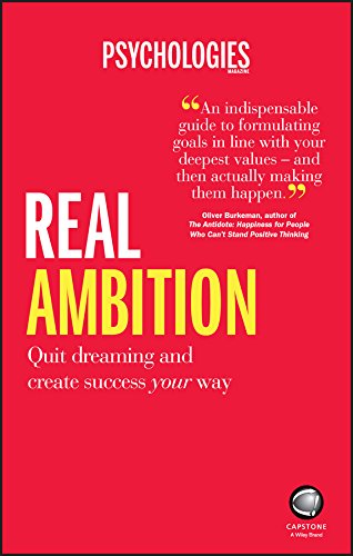 real-ambition-quit-dreaming-and-create-success-your-way