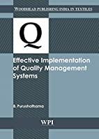 Effective Implementation of Quality…