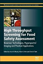 High Throughput Screening for Food Safety…