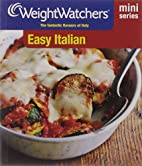 Easy Italian (Weight Watchers) by Sue…