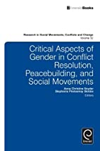 Critical Aspects of Gender in Conflict…