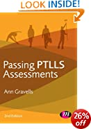 Passing PTLLS Assessments (Further Education and Skills)