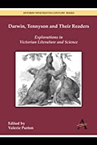 Darwin, Tennyson and Their Readers:…