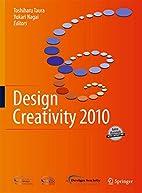 Design Creativity 2010 by Toshiharu Taura