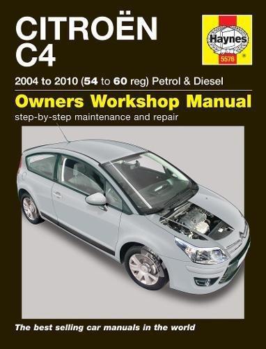 citroen-c4-service-repair-manual-2004-2010-haynes-service-and-repair-manuals