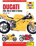 Ducati 748, 916 & 996 V-Twins '94 to…