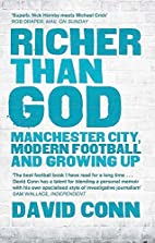 Richer Than God: Manchester City, Modern…