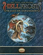 Hellfrost Rassilon Expansion by Paul…