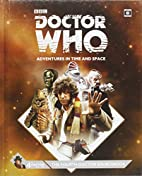 Dr Who Fourth Doctor Sourcebook by Cubicle…