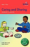 Mort, Linda: Caring and Sharing: Activities for 3-5 Year Olds - 2nd Edition