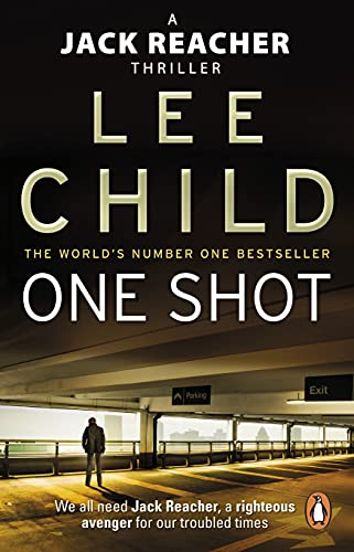 Cover of One Shot by Lee Child