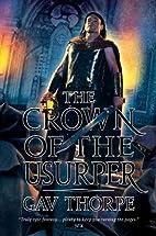 The Crown of the Usurper by Gav Thorpe