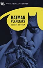 Planetary/JLA: Terra Occulta by Warren Ellis