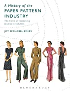 A history of the paper pattern industry :…