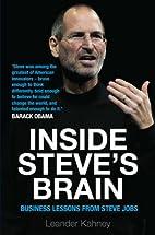 Inside Stev New Cover Reissue by Leander…