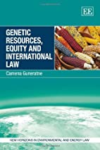Genetic Resources, Equity and International…