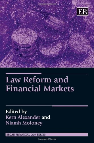 law-reform-and-financial-markets-elgar-financial-law-series