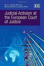 Judicial Activism at the European Court of…