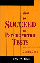 How to Succeed in Psychometric Tests…